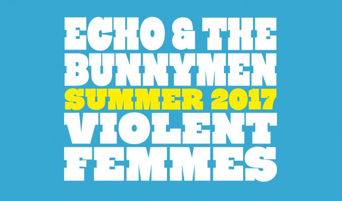 Echo & The Bunnymen and Violent Femmes tickets at Skyline Stage @ the Mann in Philadelphia