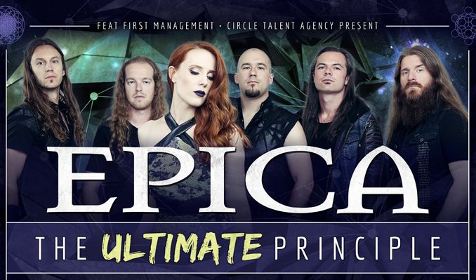 Epica tickets at PlayStation Theater in New York