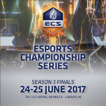 Esports Championship Series tickets at The SSE Arena, Wembley, London