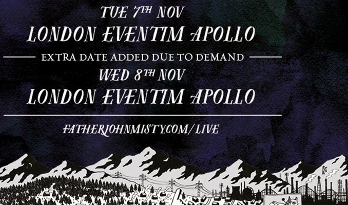 Father John Misty - EXTRA DATE ADDED tickets in London at ...