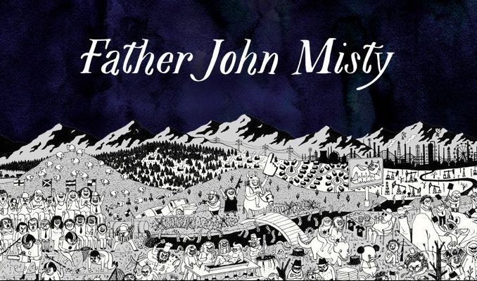 Father John Misty tickets at Peabody Opera House in St. Louis