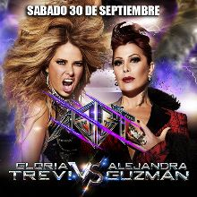 Gloria Trevi vs Alejandra Guzmán tickets at Infinite Energy Arena in Duluth