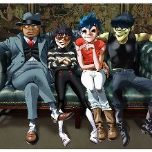 Gorillaz tickets at Red Rocks Amphitheatre in Morrison