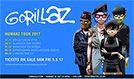Gorillaz tickets at Brighton Centre in Brighton