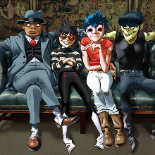 Gorillaz tickets at Sprint Center, Kansas City
