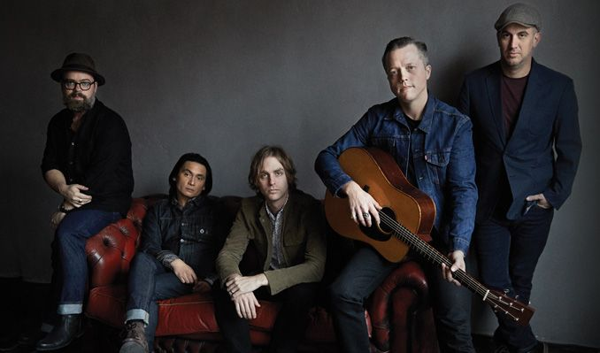 Jason Isbell and the 400 Unit tickets at The Orpheum Theatre in Los Angeles