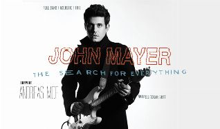 John Mayer tickets at ERICSSON GLOBE/Stockholm Live in Stockholm