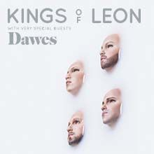 Kings of Leon tickets at The Joint at Hard Rock Hotel & Casino Las Vegas in Las Vegas