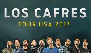 Los Cafres tickets at Fonda Theatre in Los Angeles