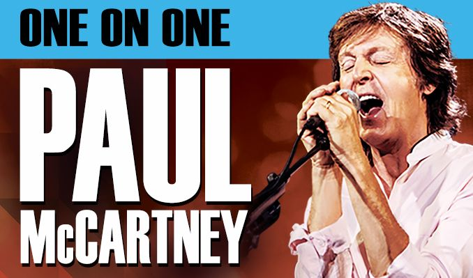 Paul McCartney tickets at AmericanAirlines Arena in Miami