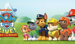 PAW Patrol Live! Race to the Rescue tickets at The SSE Arena, Wembley in London