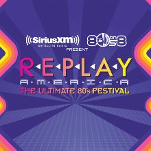 REPLAY AMERICA - THE ULTIMATE 80'S FESTIVAL tickets at Broadmoor World Arena in Colorado Springs