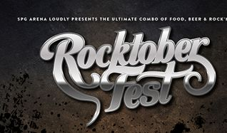 Rocktoberfest tickets at ANNEXET/Stockholm Live in Stockholm