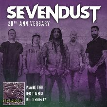 Sevendust tickets at Starland Ballroom in Sayreville