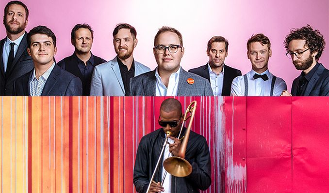 St. Paul & The Broken Bones / Trombone Shorty & Orleans Avenue tickets at The Mountain Winery in Saratoga