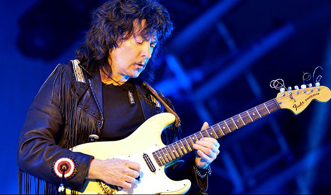 Stone Free Festival - Ritchie Blackmore's Rainbow tickets at The O2 in London