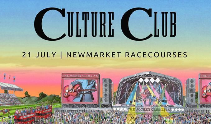 The Jockey Club Live Presents: Culture Club tickets at Newmarket Racecourses in Newmarket