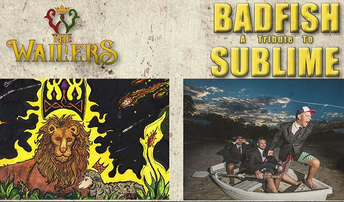 The Wailers & Badfish - A Tribute to Sublime tickets at The National in Richmond