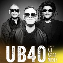 UB40 Legends Ali, Astro & Mickey tickets at PlayStation Theater in New York