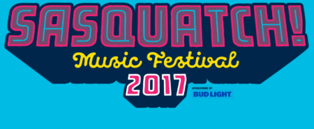 Sasquatch Music Festival returns to the Gorge Amphitheatre in 2017.