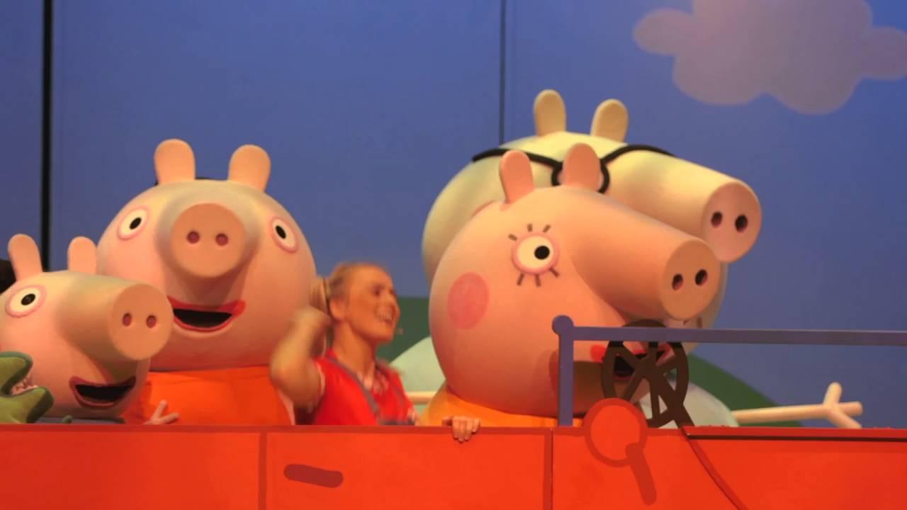 Peppa Pig Announces Surprise Tour Dates Axs