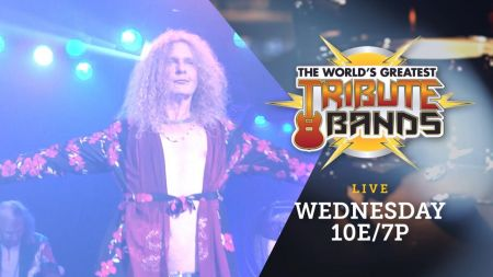 Tributes to Led Zeppelin and The Beatles highlight New Season of AXS TV's 'The World's Greatest Tribute Bands'