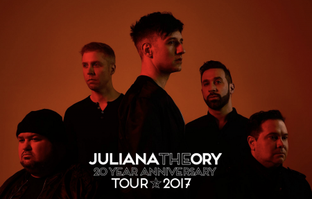 The Juliana Theory will return for a 20th anniversary tour