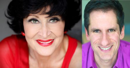 Broadway legend Chita Rivera performed at The Smith Center in downtown Las Vegas on April 30, singing songs and answering questions fromSir