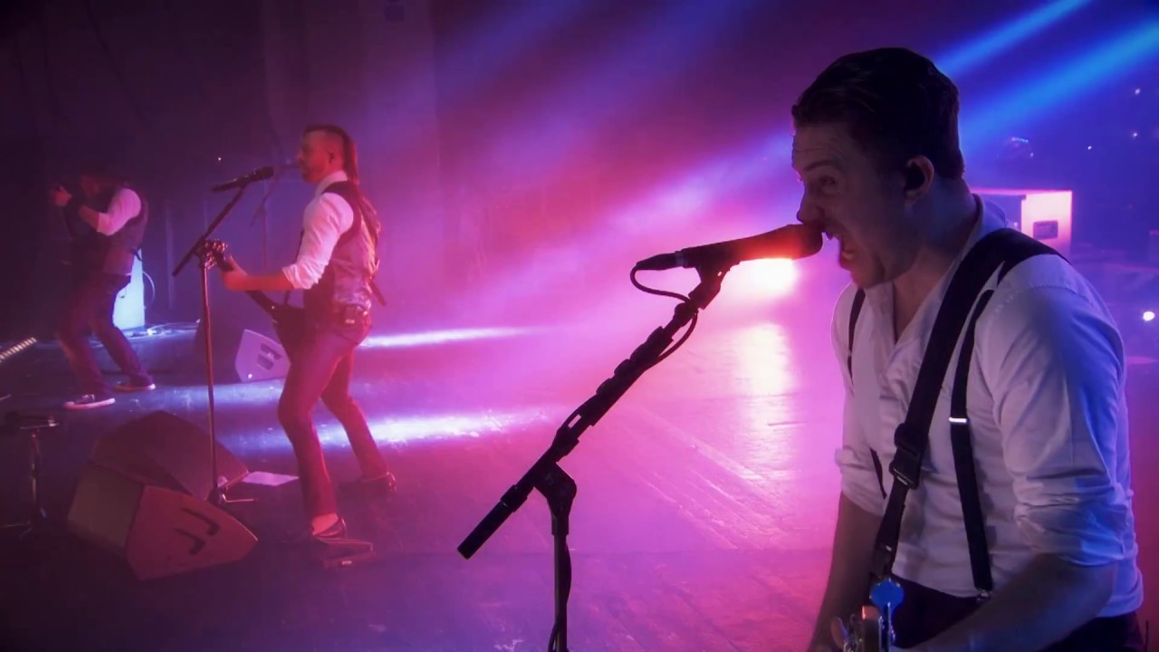 Bullet For My Valentine Announce U0026#039;Live From Brixton: Chapter Twou0026#