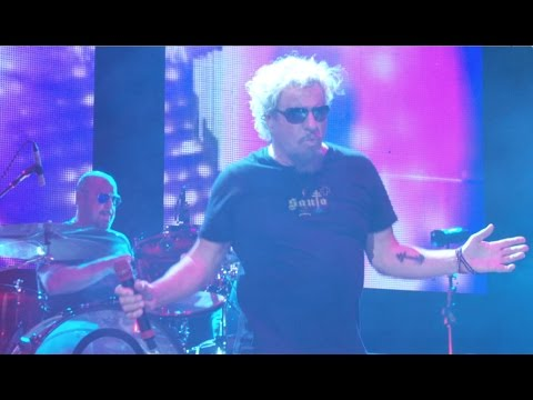 Sammy Hagar & The Circle announce fall tour with Collective Soul