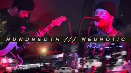 Hundredth switch styles on new song 'Neurotic' from upcoming release 'Rare'