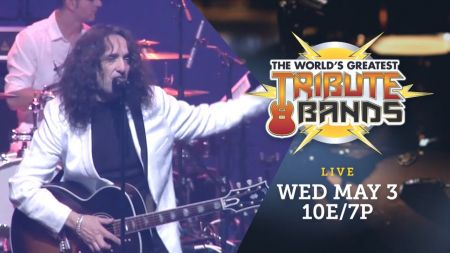 Dreamer the Supertramp Experience rocks 'The World's Greatest Tribute Bands' May 3 on AXS TV