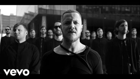 Imagine Dragons release official music video for 'Thunder'