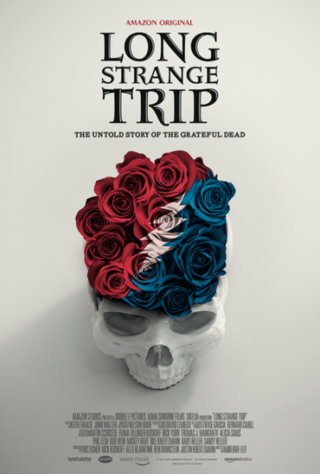 Adventure and death are the themes of Long Strange Trip,the upcoming documentary on the Grateful Dead.