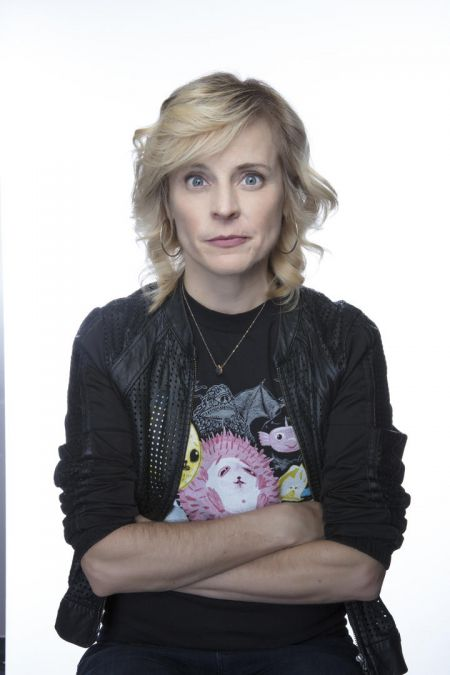 "Maria Bamford's brand-new Netflix Comedy Original, ""Old Baby,"" is out now."