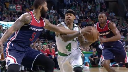 Isaiah Thomas, Celtics seek date in Eastern Conference Finals