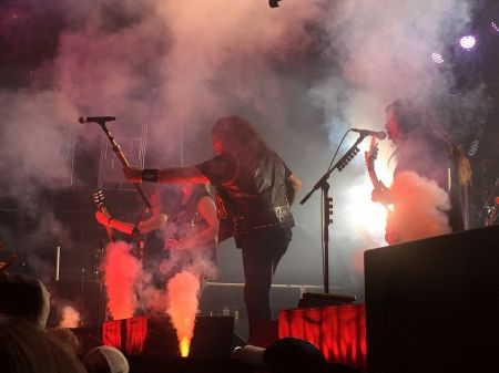 Testament rocks First Ave to its foundation - May 3, 2017