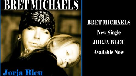 Watch: Bret Michaels debuts video for new solo single 'Jorja Bleu'