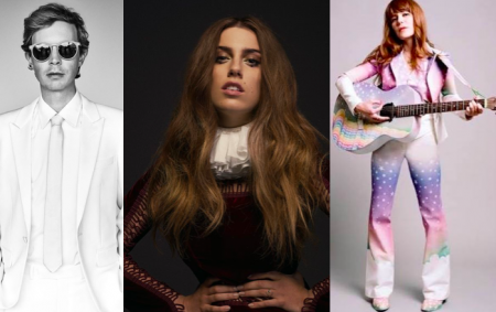 Beck, Ryn Weaver and Jenny Lewis are just a few artists projected to release new music in 2017, even if they haven't announced it yet.