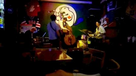 200 Trio opens up Beaver Sessions with jazz free-for-all