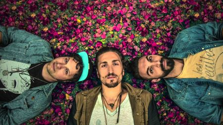 Interview: Magic Giant embrace nature, recording in a Tree and going naked for a good cause