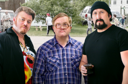 Ricky, Julian and Bubbles are back for a brief U.S. tour this August.
