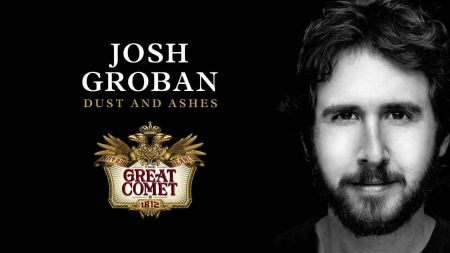 Help support arts education and get a chance to win a Josh Groban VIP Broadway experience