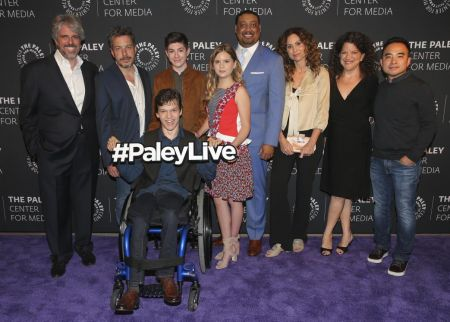 May 9: Beverly Hills, CA -   On Tuesday, May 09, 2017, The Paley Center for Media in Beverly Hills hosted a special premiere screening and c
