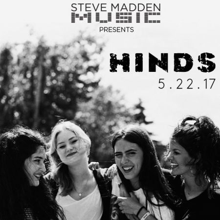 Hinds will play a free show at Music Hall of Williamsburg on May 22 before heading back overseas.