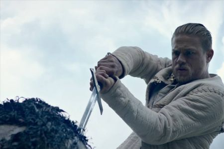 Movie review: 'King Arthur' given a dizzying new polish by director Guy Ritchie