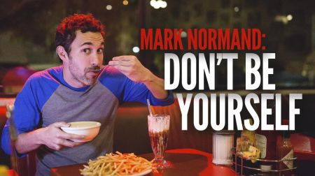 "Mark Normand's very first one-hour special, ""Don't Be Yourself,"" presented by Amy Schumer, premieres on Comedy Central, Friday May 12 at mid"
