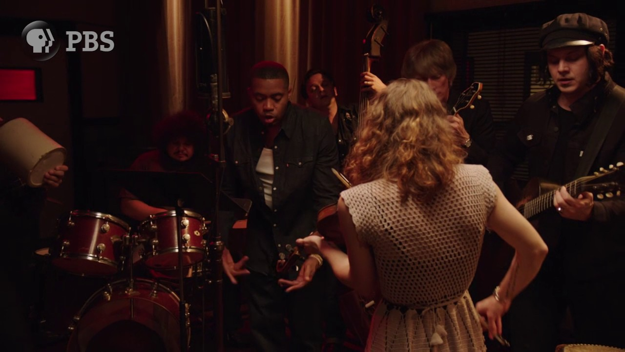 Watch: Nas and Jack White cover blues song from 1928 in clip from 'American Epic'
