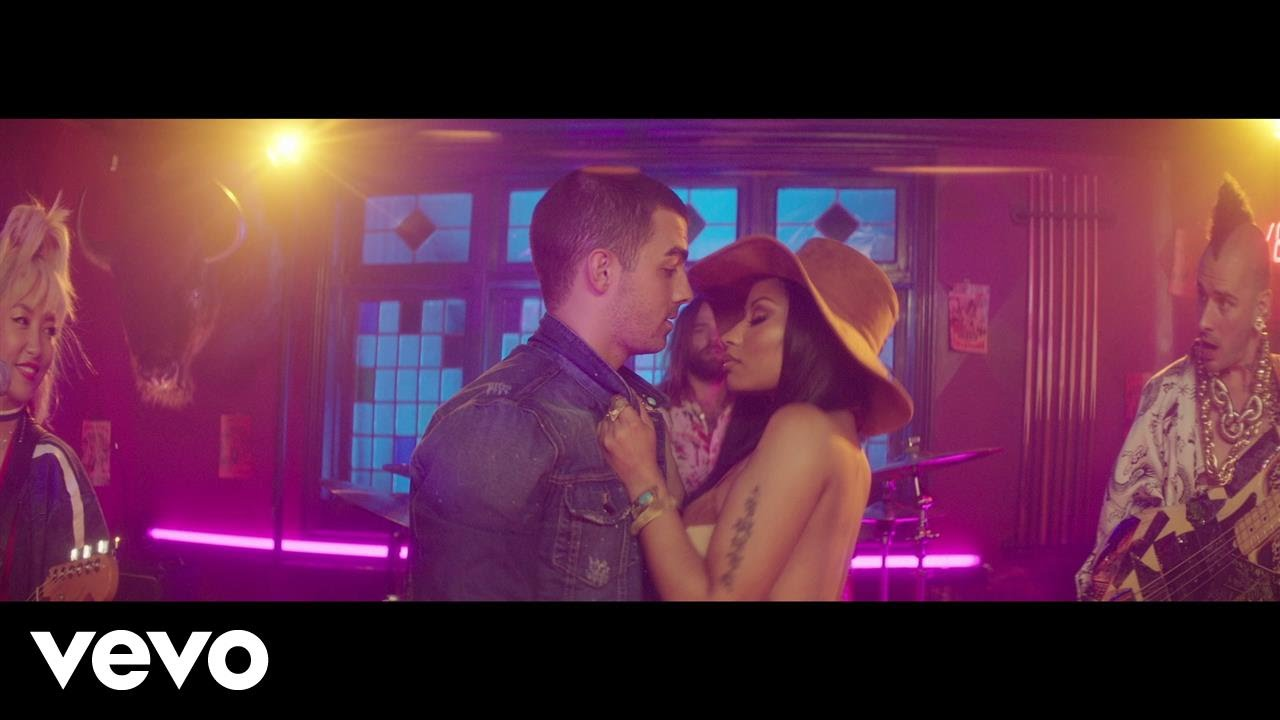 DNCE release official music video for 'Kissing Strangers' featuring Nicki Minaj