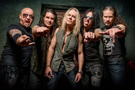 Interview: Robert Mason discusses Warrant's infectious new album, 'Louder Harder Faster'